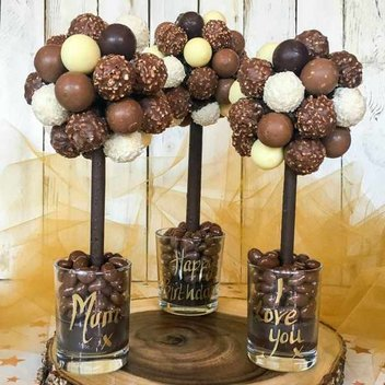 Get a free Chocolate Tree