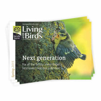 Free Living With Birds Catalogue by Jacobi Jayne