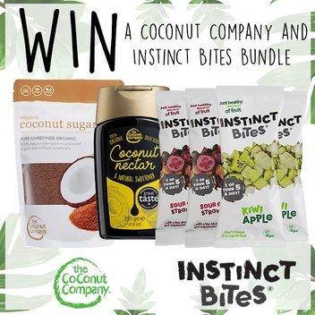 Win a healthy bundle of treats
