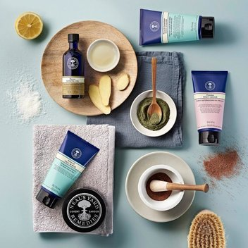 10 Neal's Yard Remedies bath & body selections up for grabs