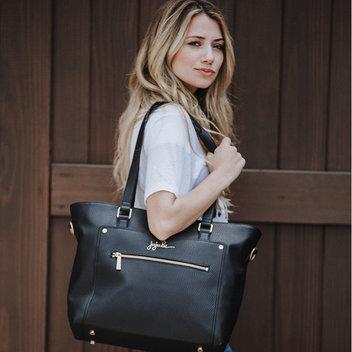 Win a Ju-Ju-Be vegan leather changing bag worth £125
