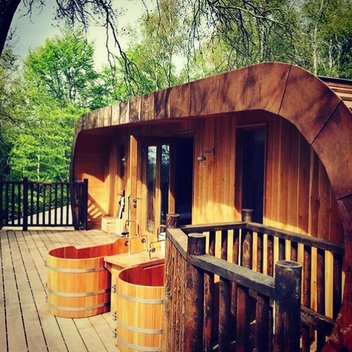 Stay in a luxury treehouse for free