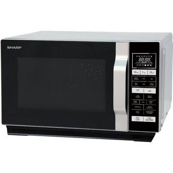 Win a Sharp microwave