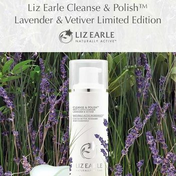 Get a free Liz Earle Cleanse & Polish