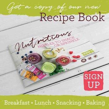 Claim a free Munchy Seeds Recipe Book