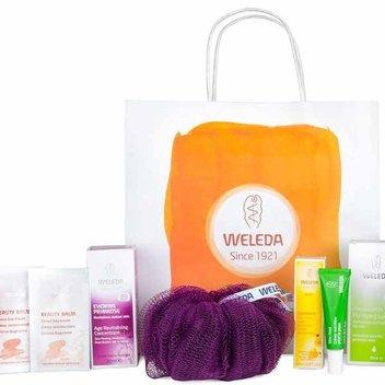 Score a free LFW Weleda goody bag