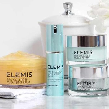 Try out ELEMIS products for free