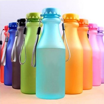 Score a free Sports bottle for water