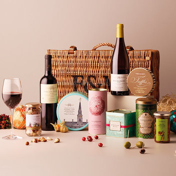 Win a luxury Fortnums hamper