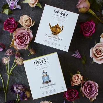 Get a year's supply of Newby Teas for free