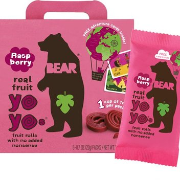 Sample BEAR Nibbles for free