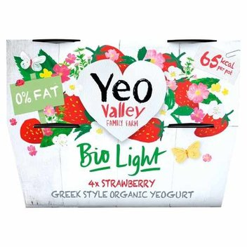 Try Yeo Valley Bio Light for free
