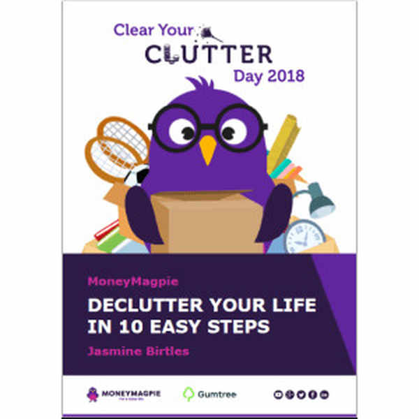 Learn how to declutter your life for free