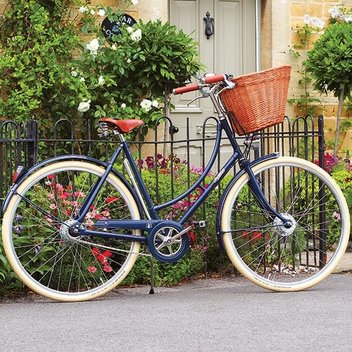 Win a classic 8-speed Pashley bike