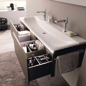 Win a stunning Varicor basin and vanity unit from Keramag Design worth £3000