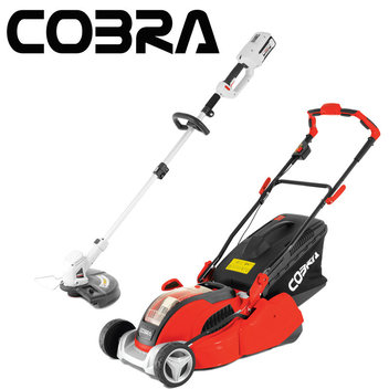 Win £1,750 worth of gardening products from Cobra