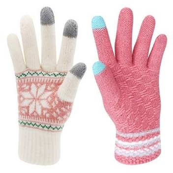Take home a free pair of Touch Screen Winter Gloves