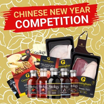 Take home a Chinese New Year Duck prize bundle