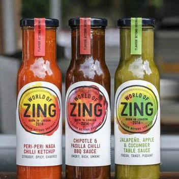 50 free World of Zing sauce sets