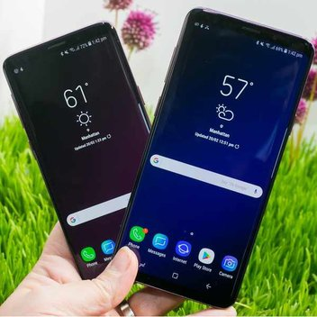 Win a Samsung S9 & VR headset