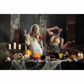 Partake in Fanta's most gruesome Halloween feast