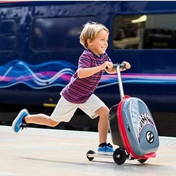 Win a Midi Flyte case scooter with Netmums