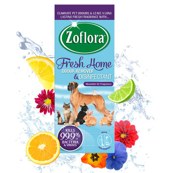 250 free bottles of Zoflora Disinfectant up for grabs