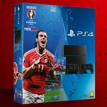 Win a PES and PS4 Bundle from Konami UK