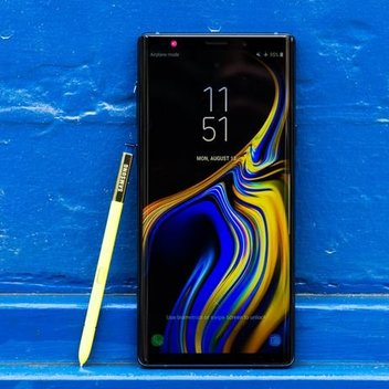Get your hands on a free Samsung Galaxy Note 9
