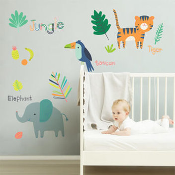 Receive a free Wallsticker Company sample