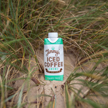 Win a month's supply of Jimmy's Iced Coffee dairy free