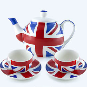 Celebrate National Afternoon Tea Week with a free tea set & samples