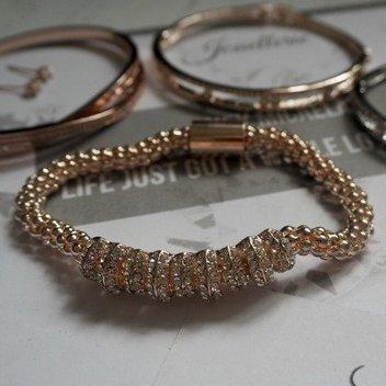 Claim a free silver plated Cara Bracelet