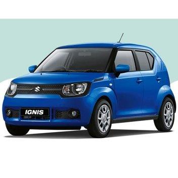 Win a brand-new Suzuki Ignis with Blackshaws
