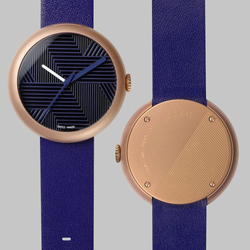Get a Unisex Designer Swiss Watch by Objest