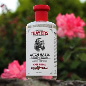 Free samples of Thayers Witch Hazel With Aloe Rose Petal Toner