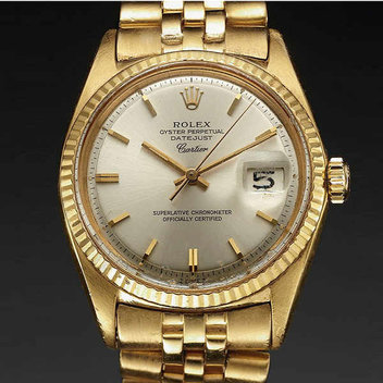 Win a pre-owned Rolex Datejust worth £2,995