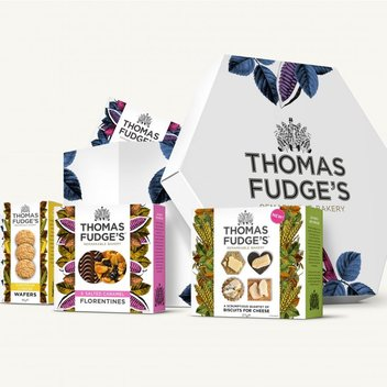 Indulge with a delicious Thomas Fudge's Gift Set