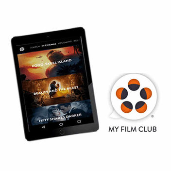Win an Apple iPad courtesy of MyFilmClub