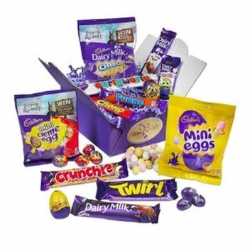 Win a Cadbury Easter Treasure Box