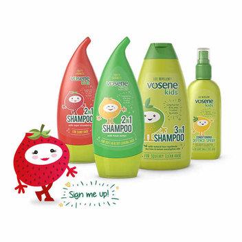 Free Vosene Kids Shampoo
