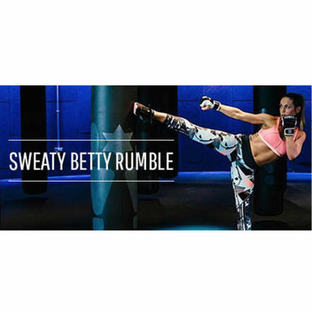 Free Sweaty Betty Workout Class