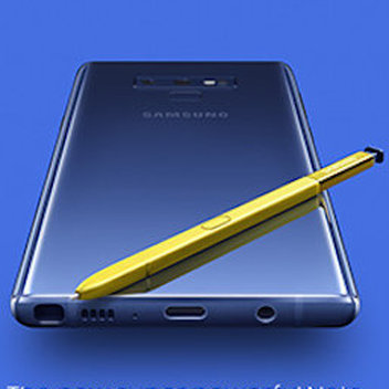 Win Samsung Galaxy Note 9 & 12 Months of The Best Entertainment
