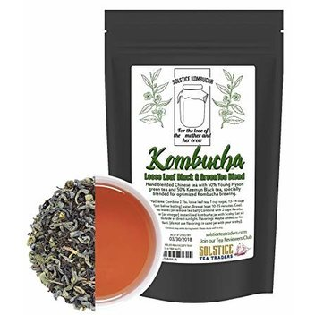 Sample Keenum Organic Tea for free
