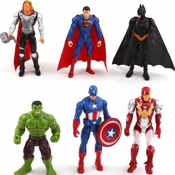 Score a free Marvel Avengers toy