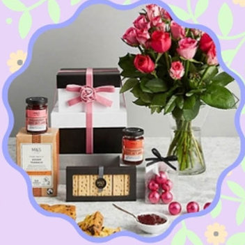 5 M&S Hampers up for grabs