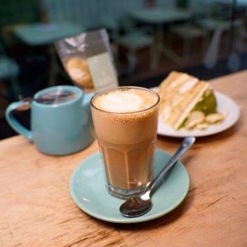 Enjoy a free Latte Coffee this Monday