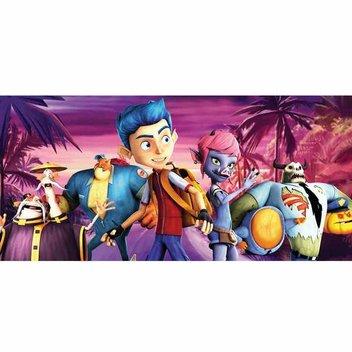 Win an iPad 4 mini with Monster Island