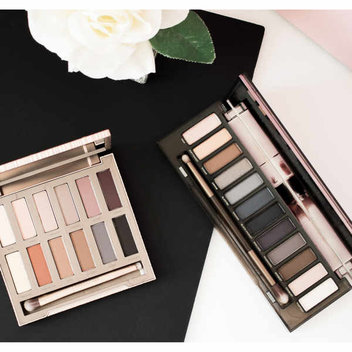Get gorgeous Urban Decay party make-up