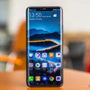 Capture your memories with a free HUAWEI Mate20 Pro